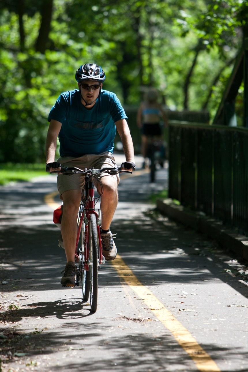 Nouvelle signalisation pour améliorer la sécurité des cyclistes à LaSalle