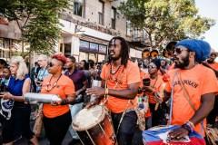 Première foire culinaire haïtienne au parc La Fontaine