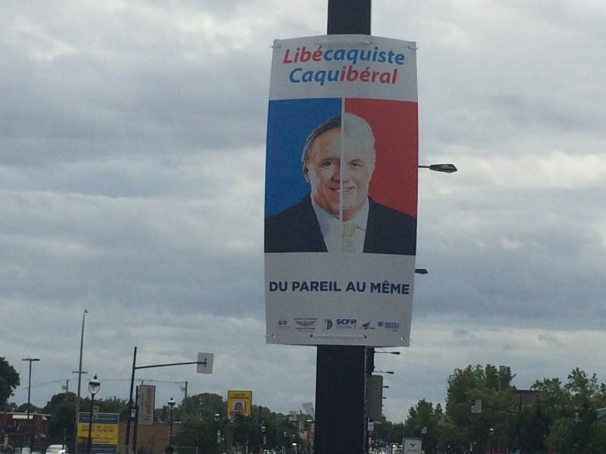 Affichage préélectoral: la Ville de Montréal n'interviendra pas