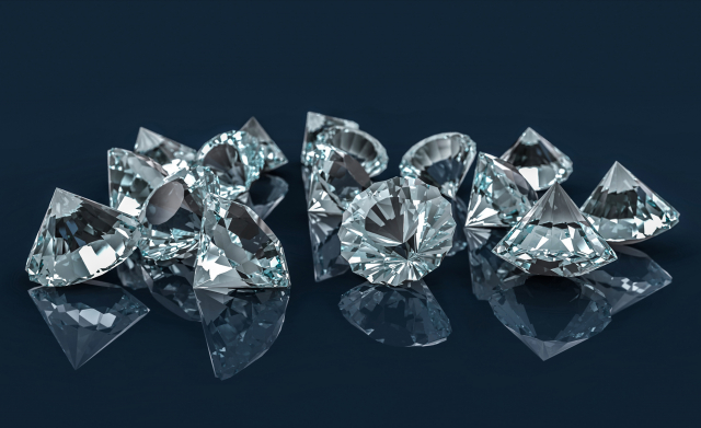 Sous la surface de la Terre, des milliards de tonnes de diamant