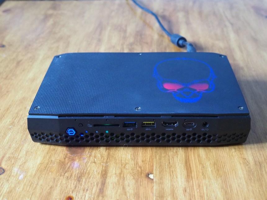 Essai du NUC d'Intel: petit PC n'a peur de rien
