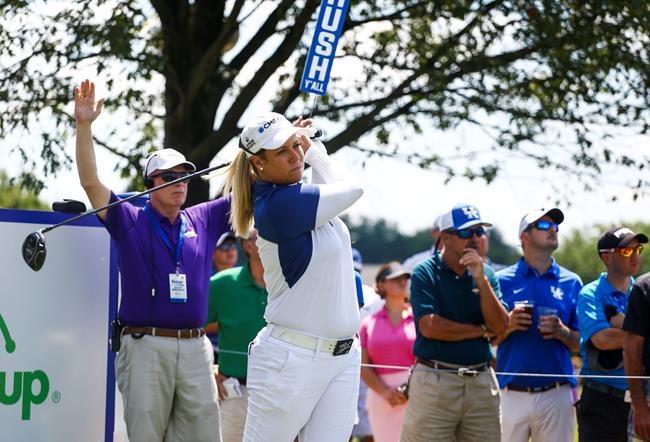Lincicome prend part à un tournoi de la PGA