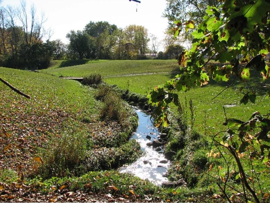 Le petit ruisseau Saint-Pierre en péril