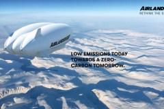 La future cabine du dirigeable Airlander