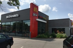 Ligne bleue: un McDonald's sera exproprié