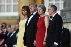 Trump critique leplan du Brexit de May
