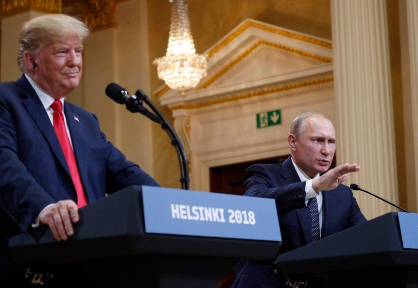 Trump et Poutine nient toute ingérence russe dans les élections américaines