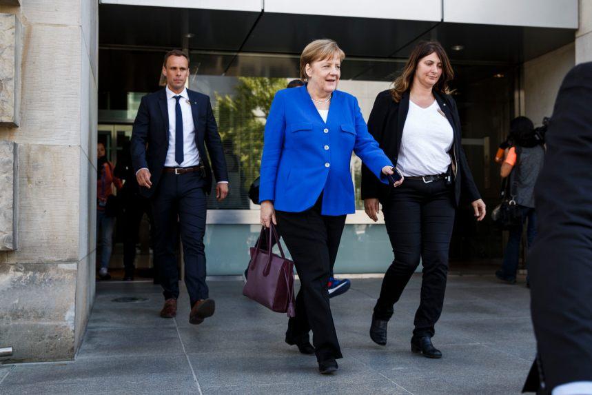 Angela Merkel sauve son gouvernement