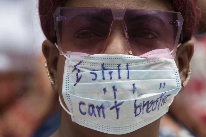 New York: 4 ans après la mort d'Eric Garner, la police lance des procédures disciplinaires