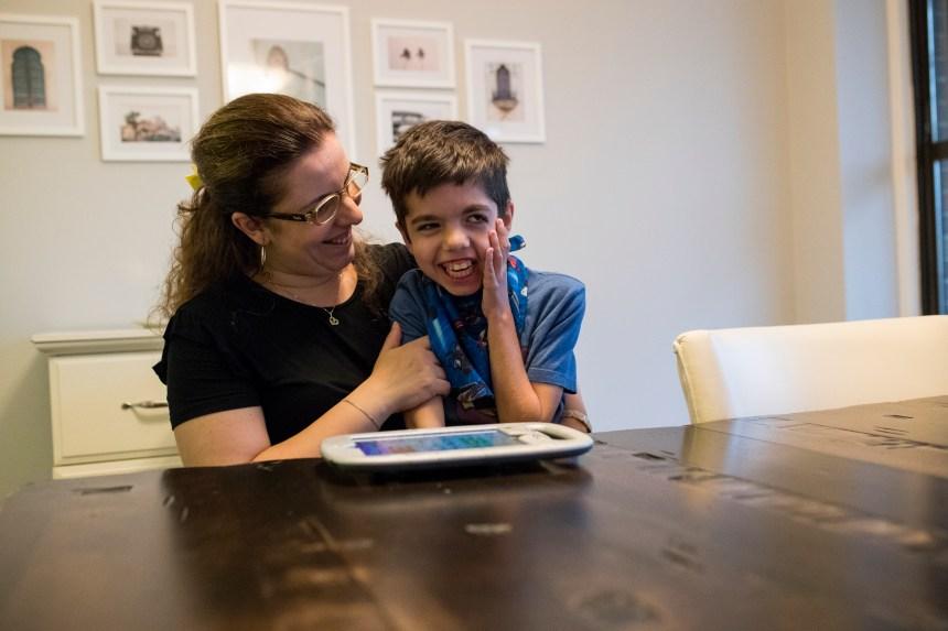 Familles d'enfants handicapés: équité demandée