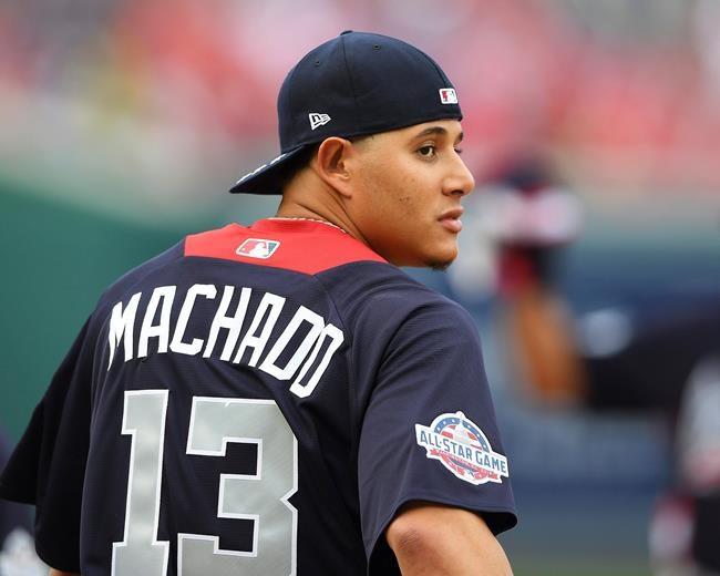 Les Padres ont accordé un contrat de 10 ans et 300 M$ à Manny Machado