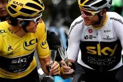 Geraint Thomas remporte le Tour de France