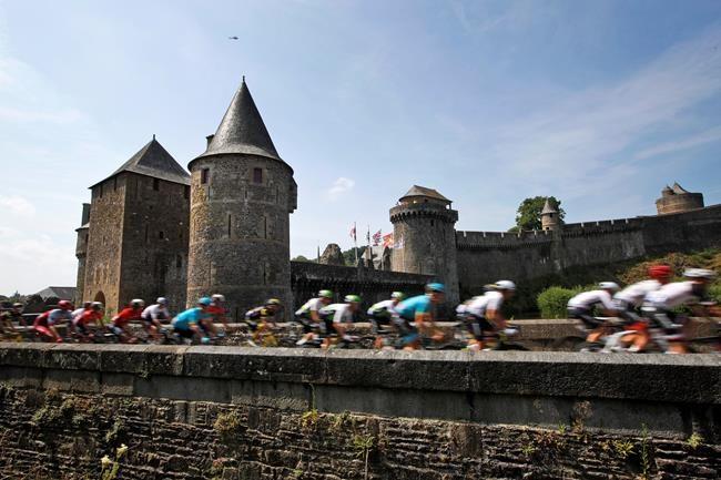 Groenewegen gagne la 7e étape au Tour de France