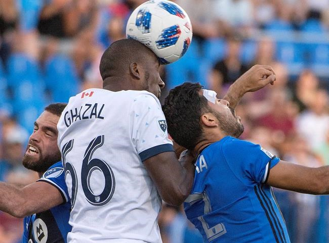 L'Impact s'accroche au match nul face aux Timbers