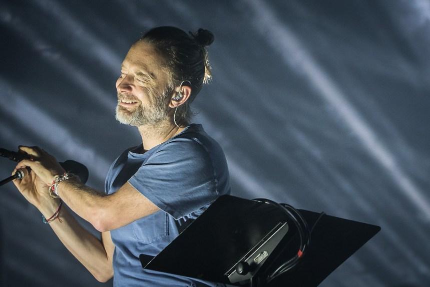 Infatigable Radiohead