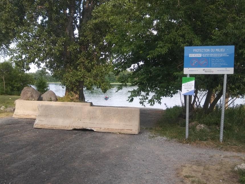 Deux rampes de mise à l'eau désormais interdites aux embarcations avec remorques