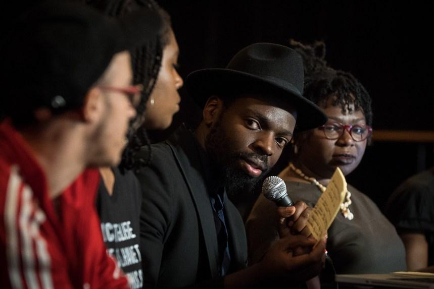 Le collectif SLAV Résistance réclame une plus grand diversité dans le milieu de la culture