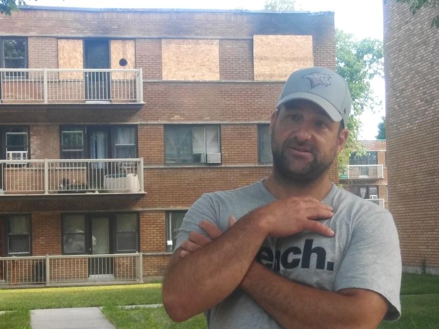 Il avait évité un drame lors d'un incendie : Maxime Sauvé distingué à Québec