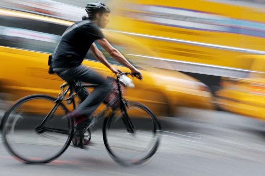 New York se lance dans les vélos partagés sans borne d'attache