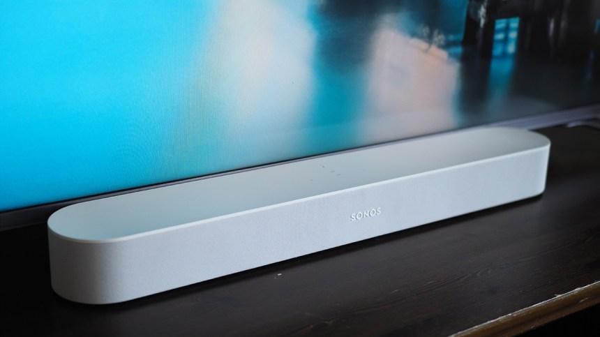 Essai de la barre de son de l'avenir Sonos Beam