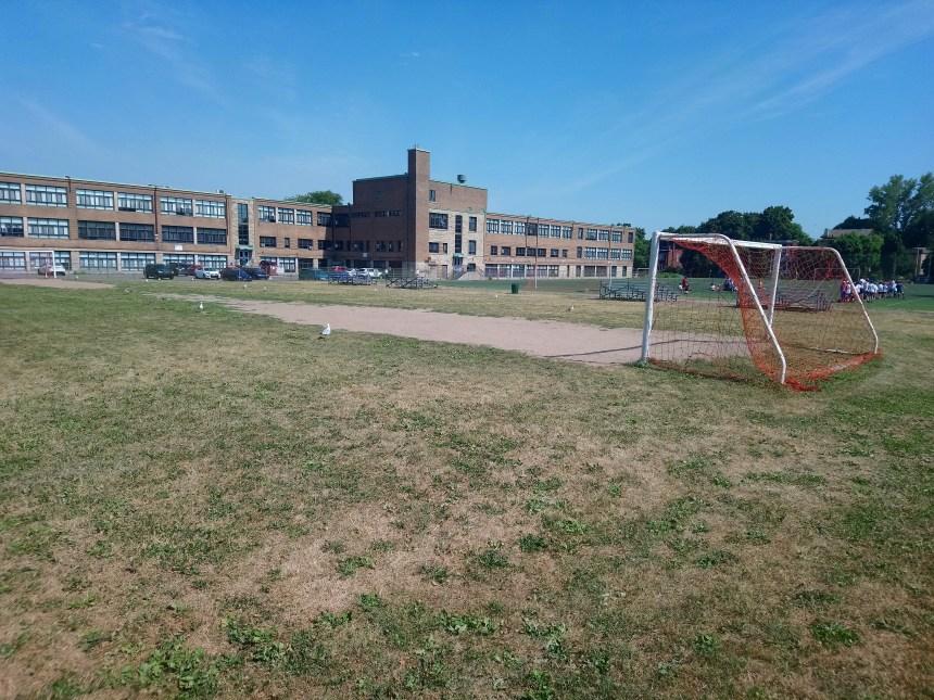 Nouvelle surface sportive à venir à Outremont