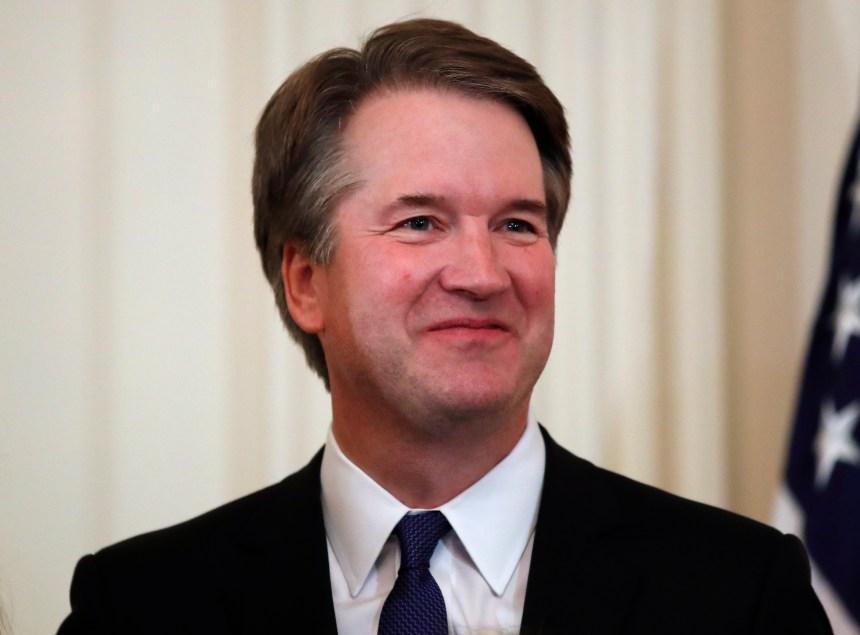 Cour suprême: le juge Kavanaugh lance une contre-offensive