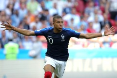 Mbappé veut représenter la France à l'Euro et aux Jeux olympiques en 2020