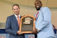 Baseball: Vladimir Guerrero intronisé au Temple de la renommée