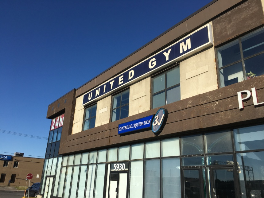 Le United Gym de la rue Valdombre fait peau neuve