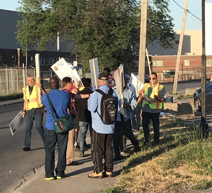 Une grève est déclenchée chez Maax à Lachine