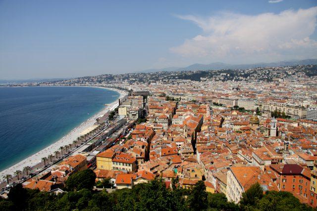 Cinq endroits photogéniques à Nice