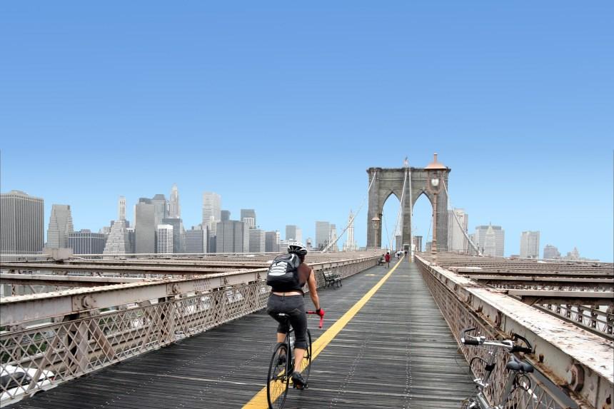 Visiter New York à vélo sans se fatiguer