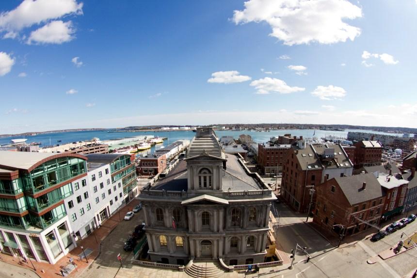 Portland: Délicieux trésor de la côte du Maine