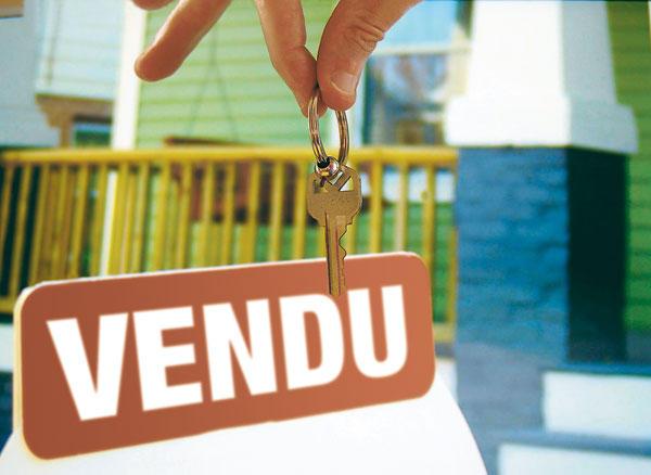 Marché immobilier au ralenti à L'Île-des-Sœurs