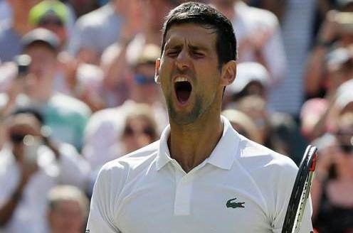 Djokovic retourne en demi-finale à Wimbledon