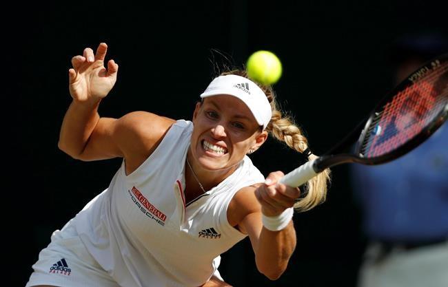 Kerber remporte le titre à Wimbledon