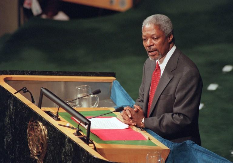 Le Canada souligne le décès de Kofi Annan