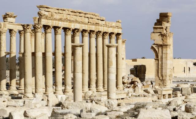 L'Institut du monde arabe ressuscite la cité de la Palmyre grâce à la réalité virtuelle