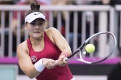 Tennis canadien en Australie: 2 victoires jeudi