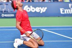 Rafael Nadal remporte la Coupe Rogers