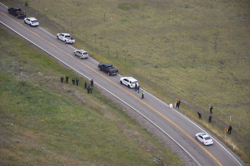 Touriste blessé à Calgary: la GRC en quête d'une piste