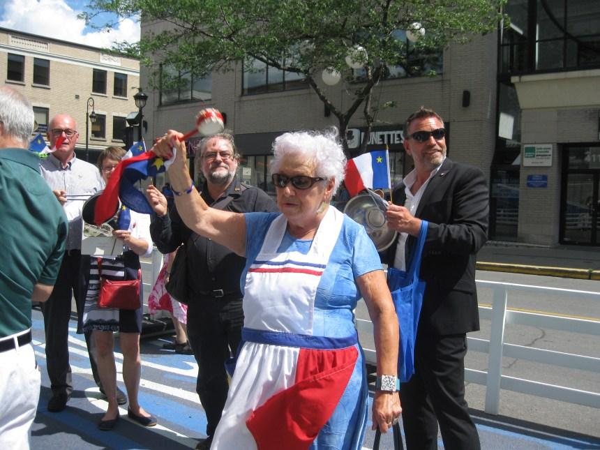 Les Acadiens à l'honneur