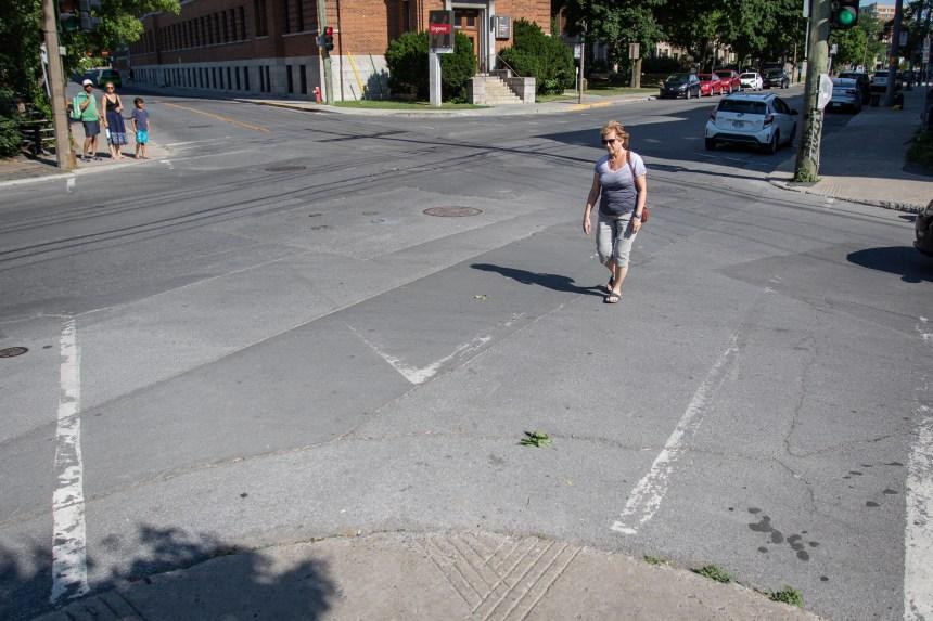 Marquage des rues: les cols bleus se disent en mode solution