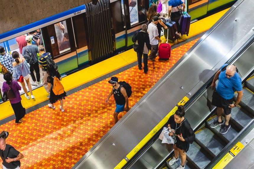 Le métro de Montréal nommé «site historique national» de génie civil