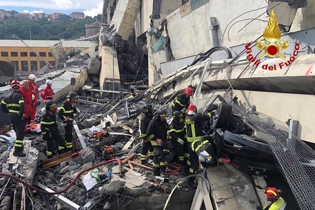 Deux Canadiennes évitent la tragédie en Italie