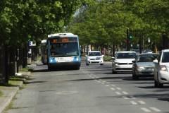 Bientôt une longue voie réservée sur la rue Sherbrooke