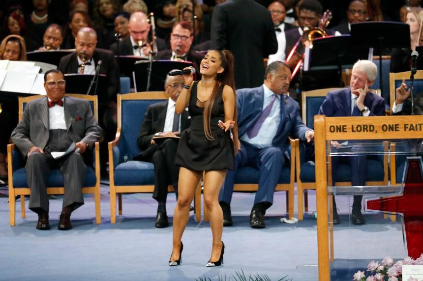 Funérailles grandioses pour Aretha Franklin à Détroit