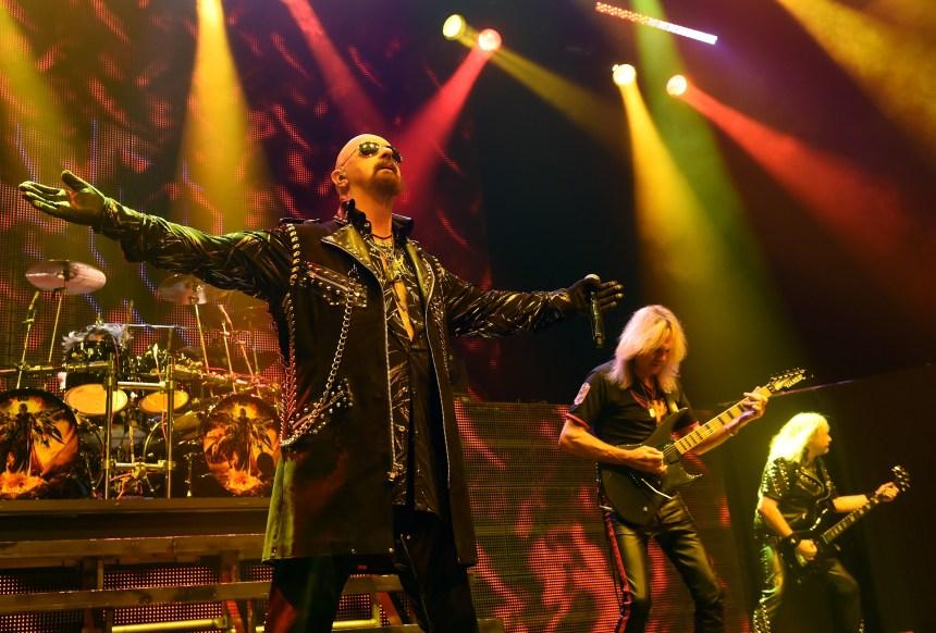 Judas Priest: «On apprécie chaque minute»