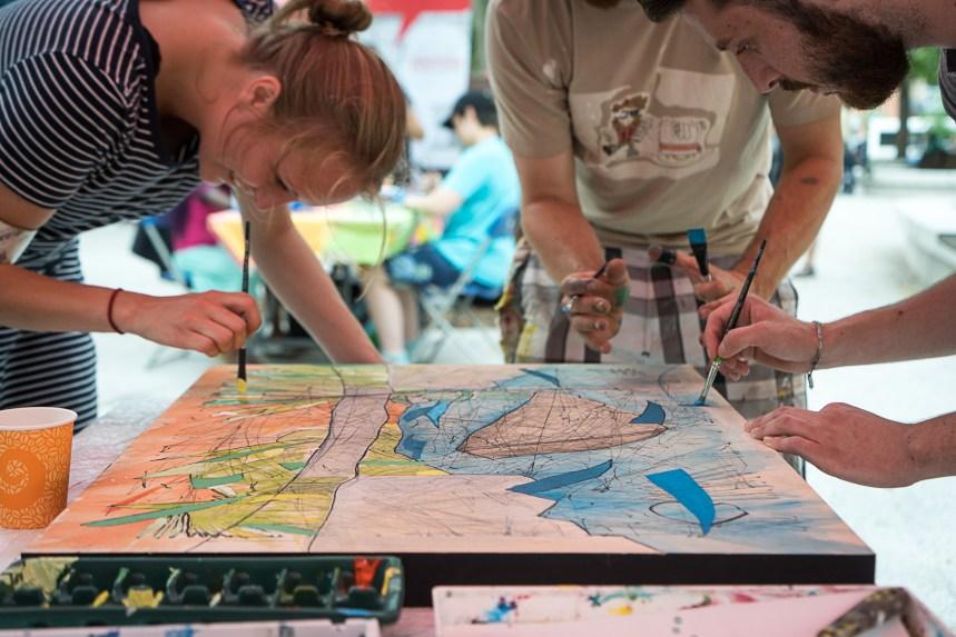 L'art comme moteur d'inclusion