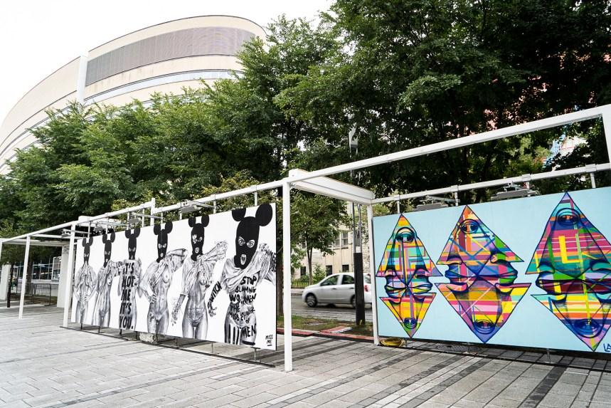 Surfaces: La crème de la crème de l'art urbain